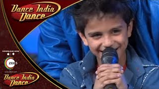 DID Lil Masters 3 Behind The Scenes: Sachin Enacts Shah Rukh Khan thumbnail