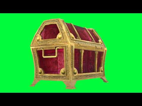 Treasure Chest closed Hyrule Warriors chroma
