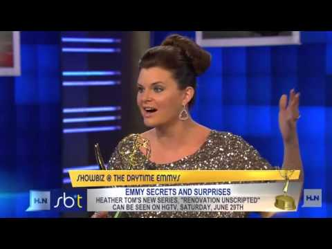 Heather Tom: The odds were against me!