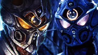 GUYVER: ORIGINS EXPLAINED - WHAT IS THE GUYVER? ADVENTS URANUS EXPLAINED LORE AND HISTORY