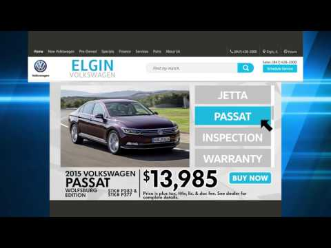 Elgin Volkswagon Go the Extra Mile to Get the Real Deal
