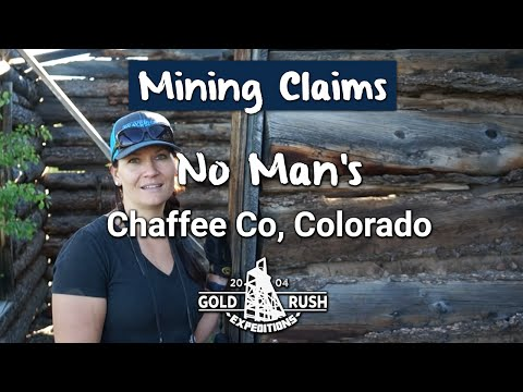 Historic No Man's Mining Claim - Colorado - 2016