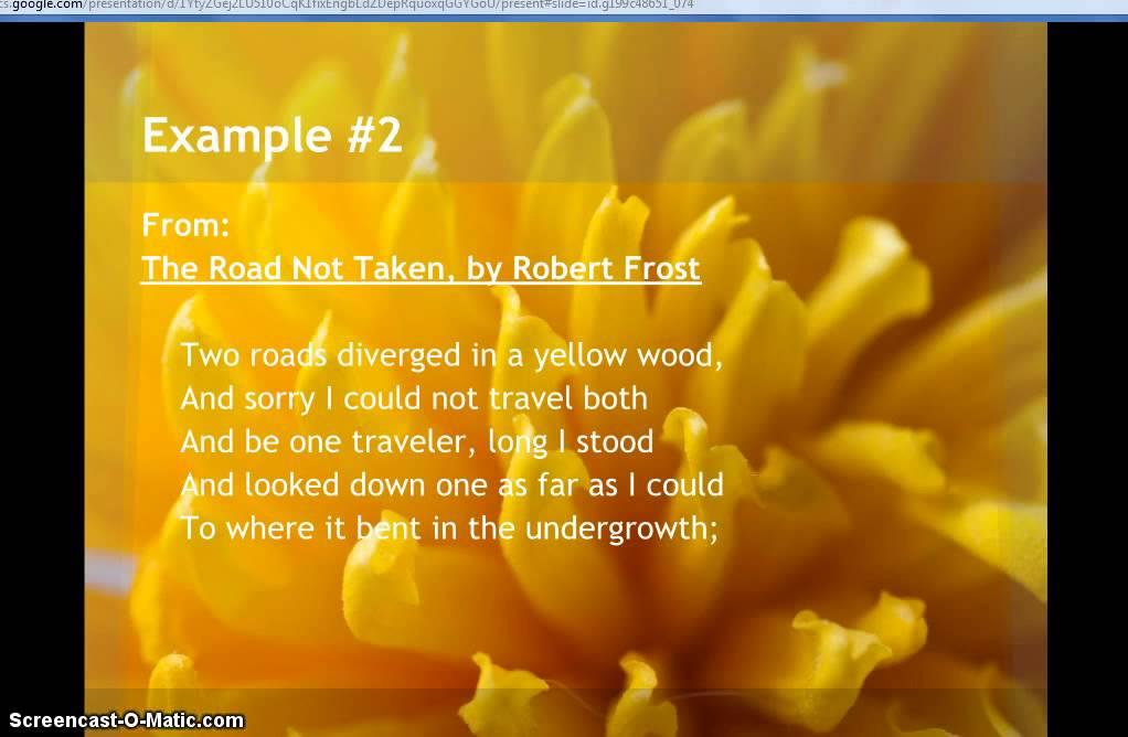 Short Narrative Poems 5