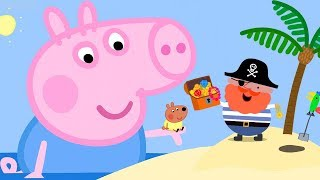 Фото Peppa Pig Official Channel  George Pigand39s Best Bit