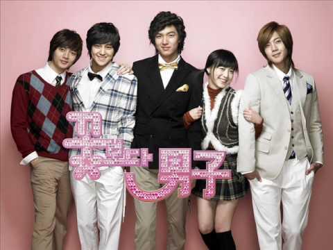 (Boys Over Flowers OST)SS501 - Because I'm Stupid + lyrics(English & Korean)
