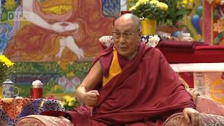 Гармония мира не знает границ.  Диалоги с Далай-ламой
