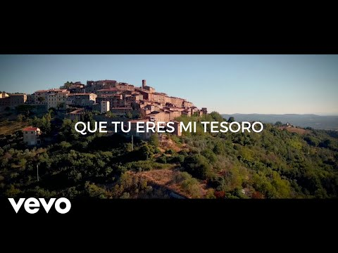 Andrea Bocelli - Tu Eres Mi Tesoro (Lyric Video)
