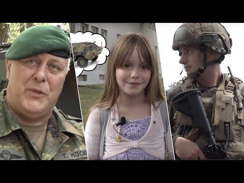 Немецкая армия: какие возможности Бундесвер дает молодым?