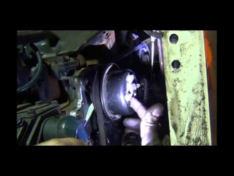 Bobcat S130 Water Pump Replacement (Part 2 - Replacement)