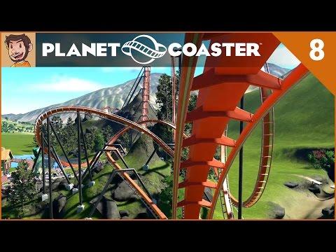 Let's Play - Planet Coaster - Part 8 (Finale See Desc.)