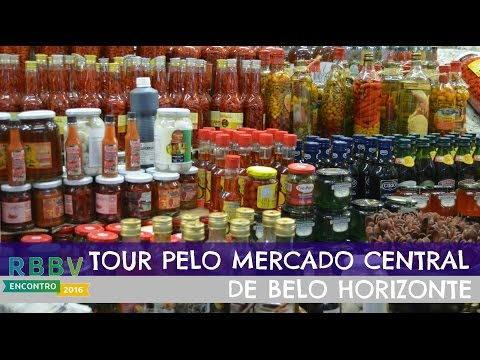 TOUR NO MERCADO CENTRAL DE BELO HORIZONTE