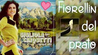 """Gigliola Cinquetti, FIORELLIN DEL PRATO """"GIGLIOLA E LA BANDA"""" 1975"""