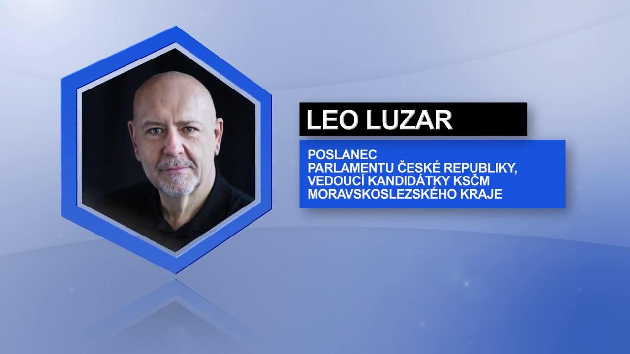 Leo Luzar - Výrazné změny ve prospěch pracujících a kde na to vezmeme peníze
