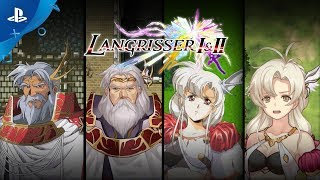 Langrisser I & II - Comparison Trailer | PS4