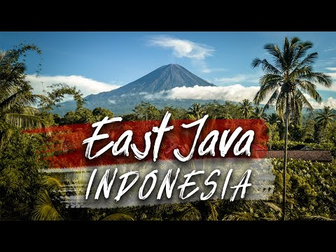 How To Travel EAST JAVA, INDONESIA - Episode 1