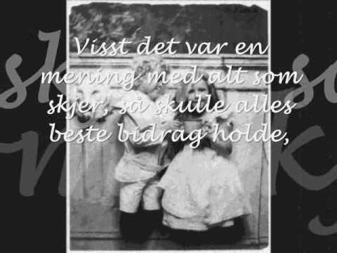 tanker & ord - Ka e du redd for/ Sigvart Dagsland