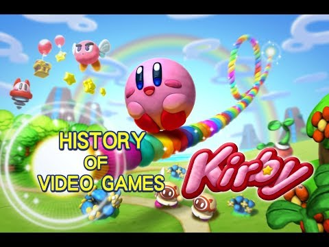 History of Kirby (1992-2017) - Video Game History