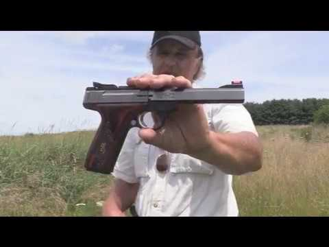 Reviewing The Browning Buck Mark Medallion Youtube