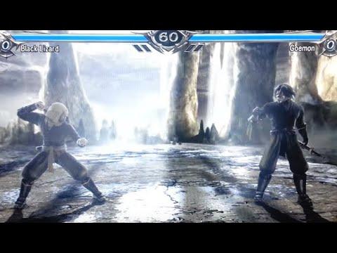 Black Lizard Ninja (Red Ninja game) vs...