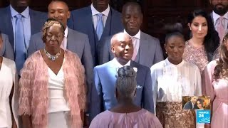 "UK Royal Wedding: Gospel Choir sings ""Stand by Me&..."