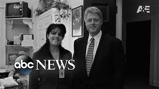 Monica Lewinsky on affair with President Clinton: