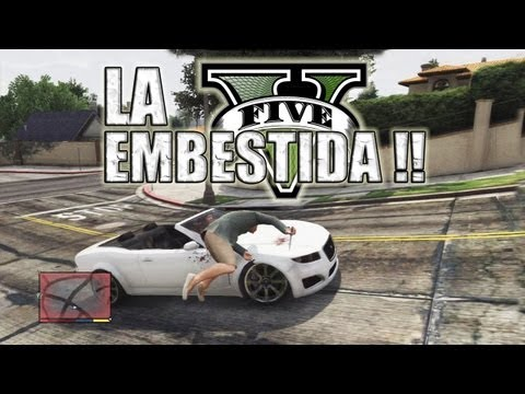 Thumbnail: LA EMBESTIDA !! | GTA V (Grand Theft Auto 5)