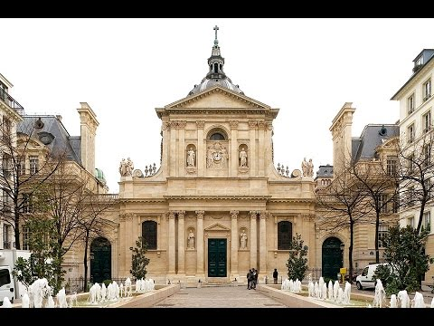Sorbonne university paris france youtube for Sorbonne paris
