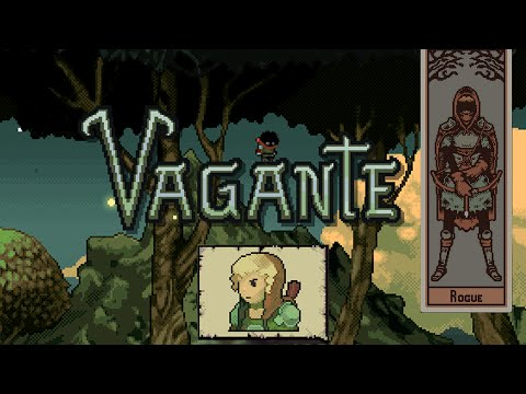 Blargh! The Vagrant Soul #10 - Arcane Ranger of Vagante