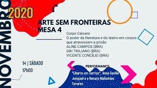 Arte Sem Fronteiras Bienal Black - Mesa 3