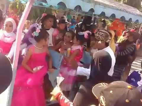Ibu hamil ikut Karnaval | Karnaval RW 18 Wringinagung Jombang Jember | MIMA III