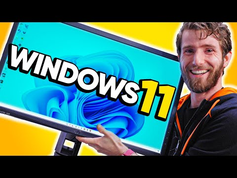 Gaming on LEAKED Windows 11