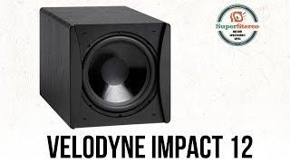 Домашний сабвуфер Velodyne Impact 12(http://www.superstereo.ru/item/velodyne-impact-12-black/ Когда возникает задача поддержать акустическую систему домашнего кинотеат..., 2013-10-28T06:10:42.000Z)