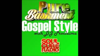 Gospel Dancehall Mix  -  DJ Proclaima Gospel Dancehall Mix from Reggae Takeover Show