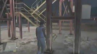 GTA V | Ultima missão (Opção