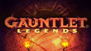 Gauntlet Legends Soundtrack N64