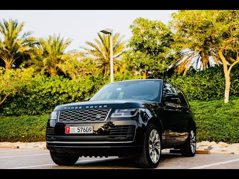 NEW RANGE ROVER VOGUE SUPERCHARGED HSE 2019