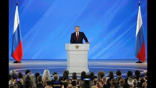 Russian president Putin proposes changes to constitution