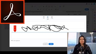 Easily Add a Digital Signature in Adobe Acrobat PRO DC // Sign PDF Document on PC