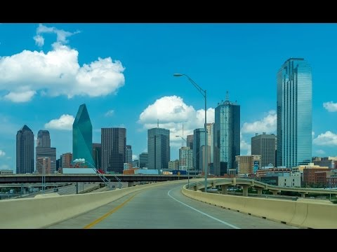 13-58 Dallas #2 of 2: US-75 South, Margaret Hunt Hill Bridge, I-30 East