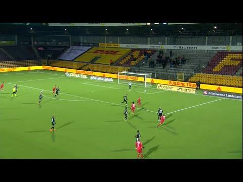 FC Nordsjælland - Silkeborg IF (1-3-2018)