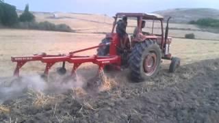 Şahinoğulları Tarım Makinaları - MF 185 Erkilet Molu 2