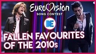 Eurovision: Underperforming favourites of the 2010s Pre-Contest