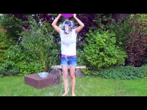 Emily Bold: ALS Ice Bucket Challenge