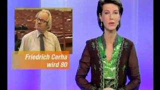 Friedrich Cerha wird 80