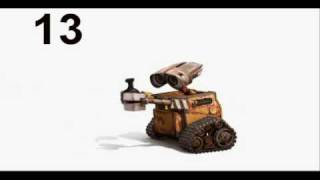 Repeat youtube video WALL-E Vignettes