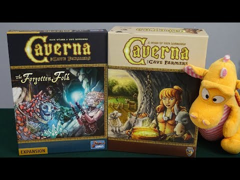 Caverna: The Forgotten Folk | Board Game | BoardGameGeek