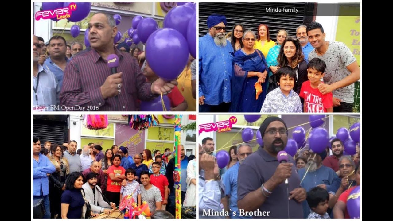 Fever FM Open Day 2016 - in memory of Minda Saundh