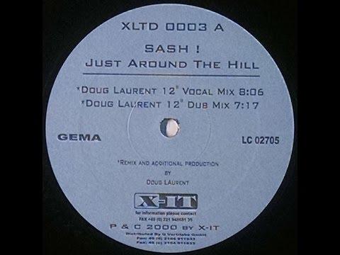 {Vinyl} Sash ! - Just Around The Hill (Doug Laurent 12