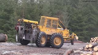 Lesní technika 2019  LKT 81T + Protahovací odvětvovač APOS