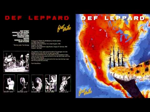 Def Leppard: Sorrow Is A Woman (First Stike EP) HD